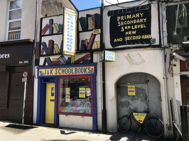 J&K School Books, Cross Street, Cork city